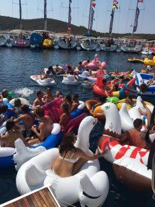 TYW rafts